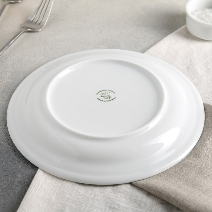 Тарелка мелкая 22 см