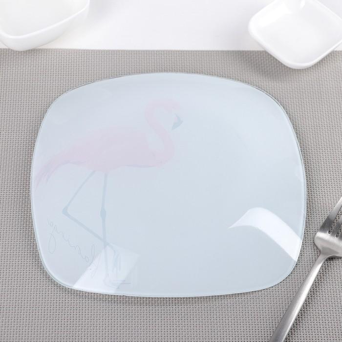 Тарелка 20,5x20,5 см
