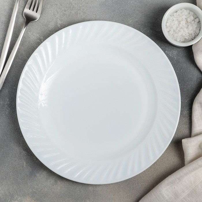 Тарелка обеденная 25 см