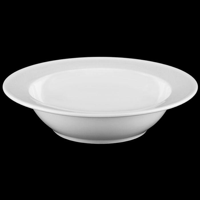 Тарелка глубокая 15 см, 200 мл