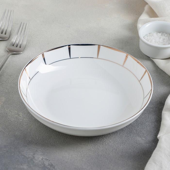Тарелка пирожковая «Аврора», 18?2 см