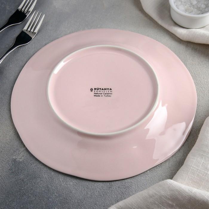 Тарелка 23 см Fulya, цвет кремовый