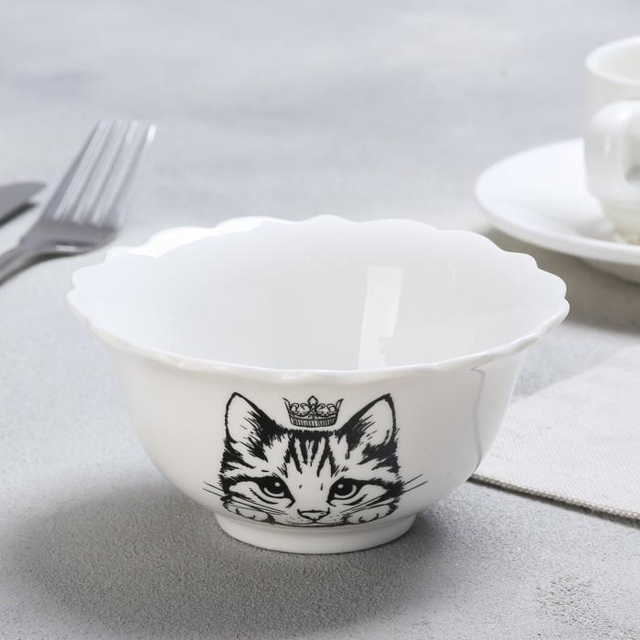 Миска «Кошка», O 12 см