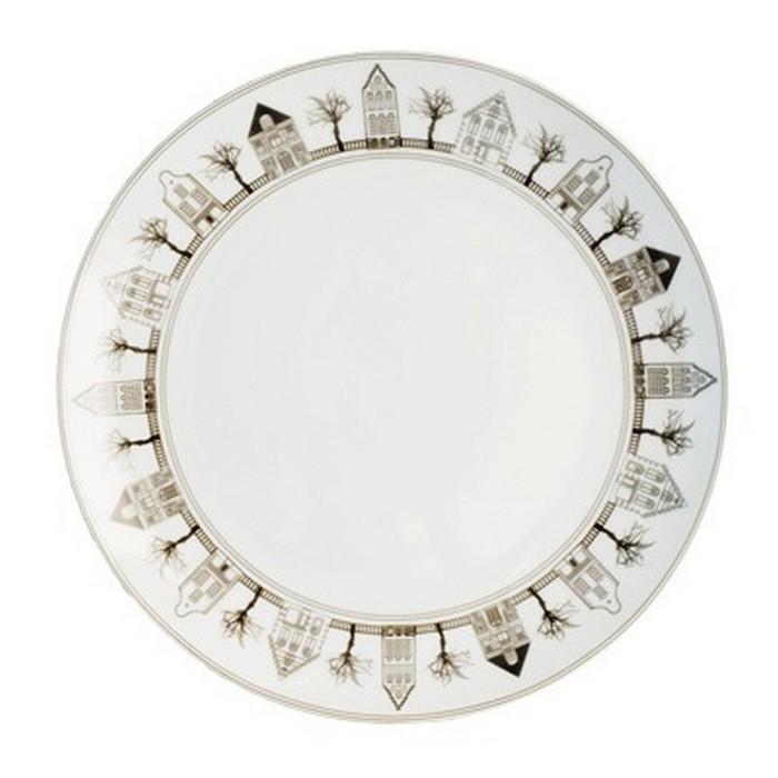 Тарелка обеденная Saragossa, 24,5 см