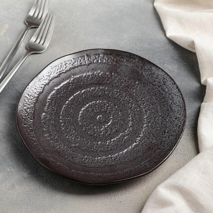 Тарелка обеденная «Шоко», 21?2,5 см
