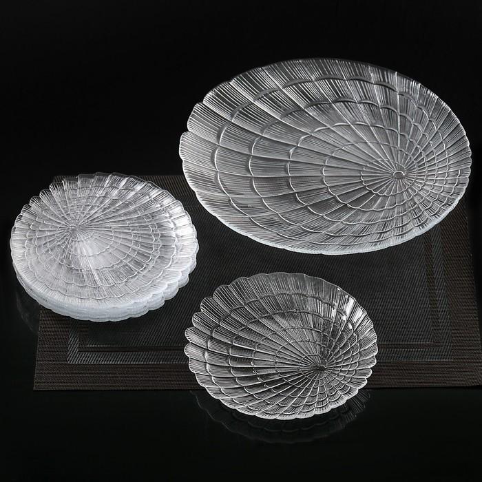 Набор тарелок Atlantis, 7 предметов