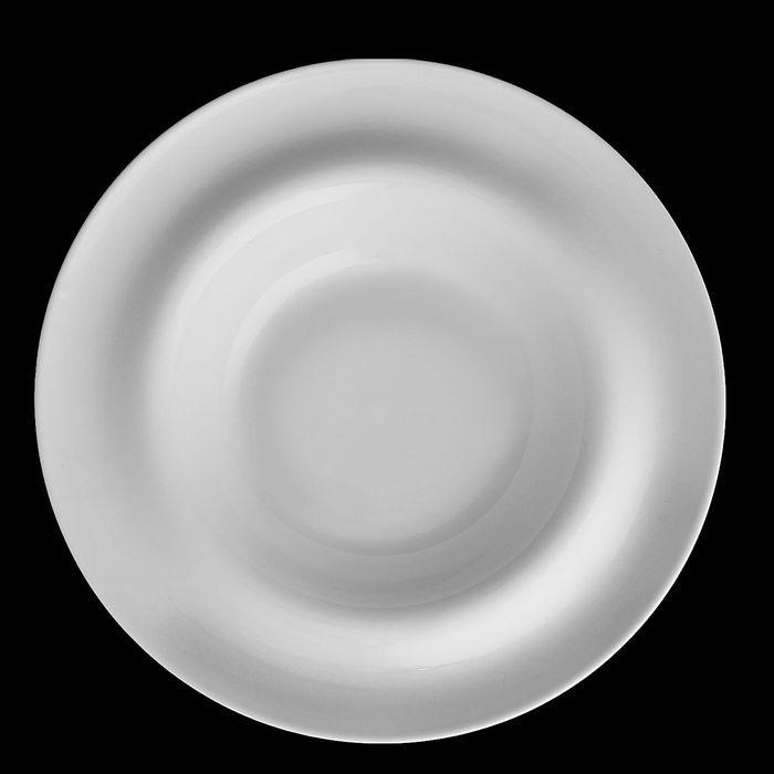 Тарелка глубокая 25,5 см, 450 мл