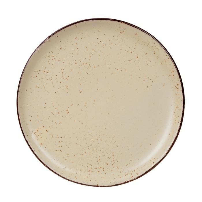 Тарелка для фруктов 19 см «Рустико Марроне»