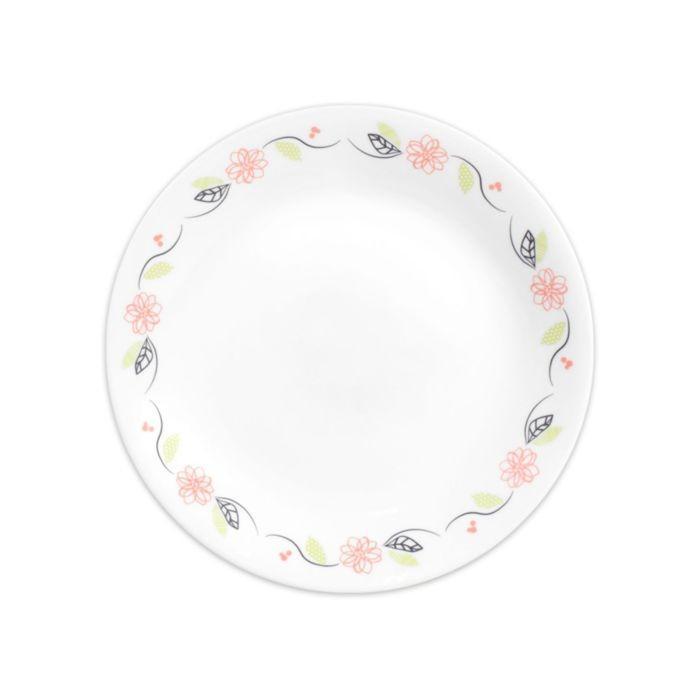 Тарелка закусочная Tangerine Garden, диаметр 22 см