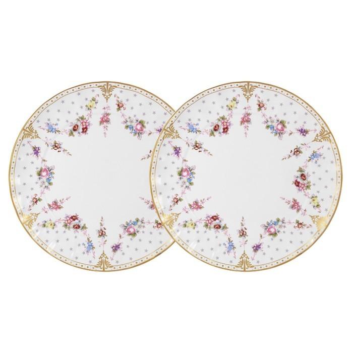 Набор из 2-х десертных тарелок «Ла-Рошель», 20.5 см