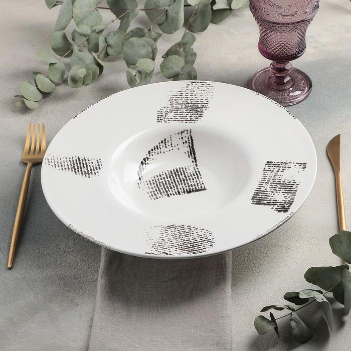 Тарелка для пасты 31 см, h 5,5 см, 500 мл