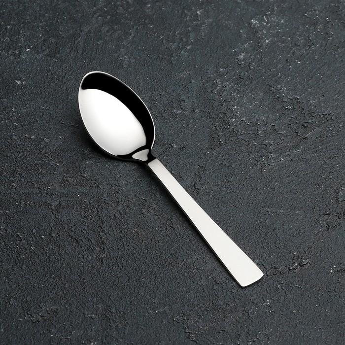 Ложка чайная «Captain», h=14,2 см, толщина 1,3 мм