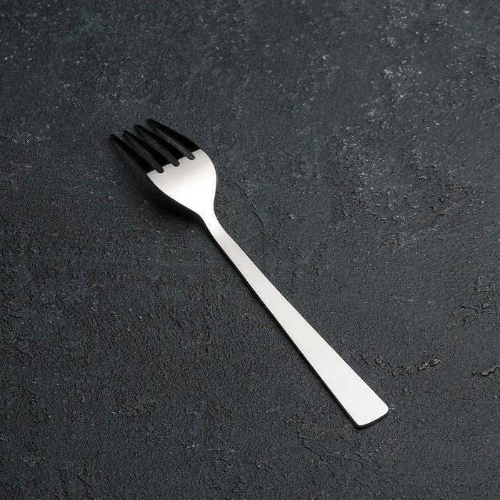Вилка десертная «Captain», h=18 см, толщина 1,5 мм