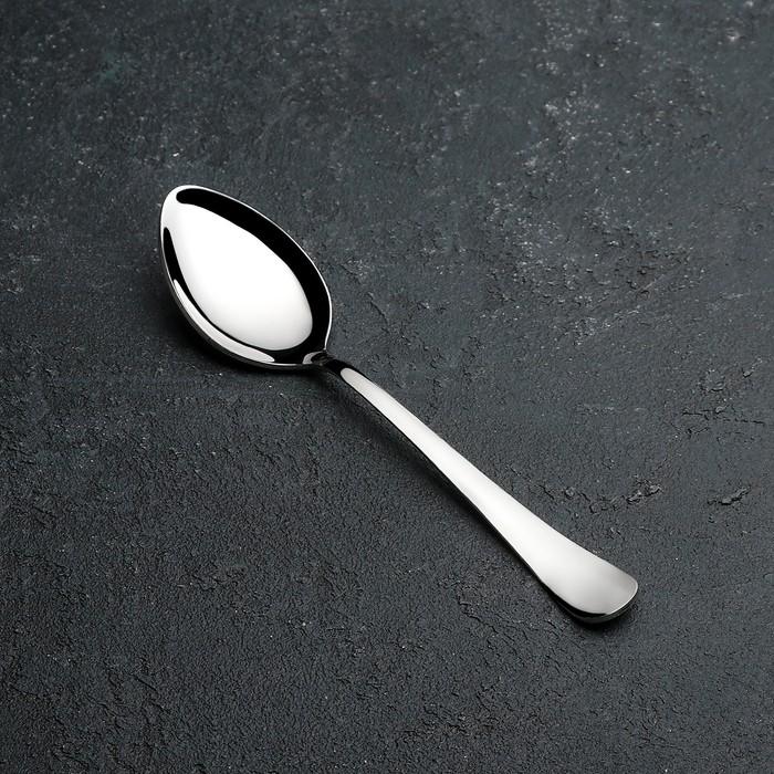 Ложка десертная «Opera», h=18 см, толщина 1,5 мм