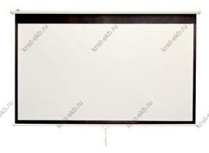 Экран настенно-потолочный ручной Classic Norma ПРТ-234