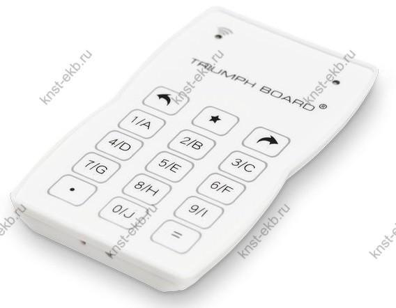 Дополнительный пульт ученика TRIUMPH RF Pad450 для систем TB Voting RF450 ПРТ-411