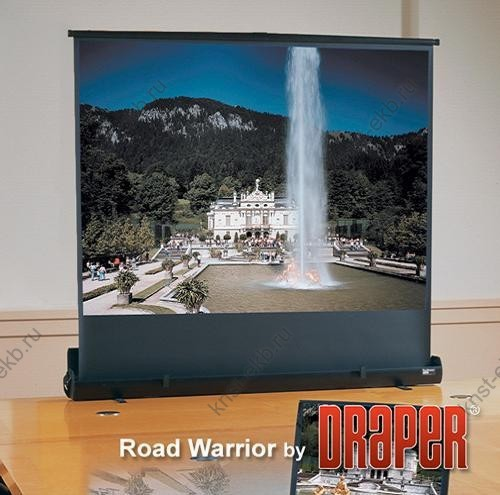 Экран Draper RoadWarrior NTSC ПРТ-357
