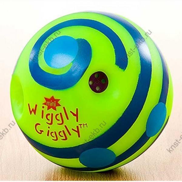Мяч со звуковыми эффектами «Вигли-гигли» ДСД-009