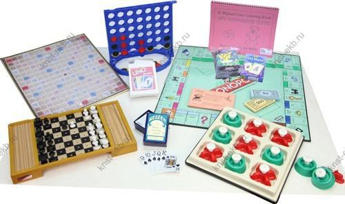 Игровой детский набор со шрифтом Брайля ДСД-012