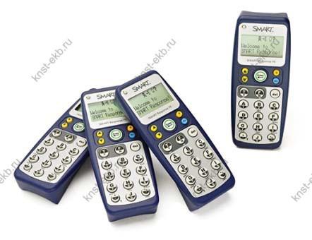 Система для голосования SMART Response ХE (24 пульта управления) ПРТ-437