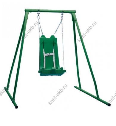 Качели с креслом мобильные РУС-006