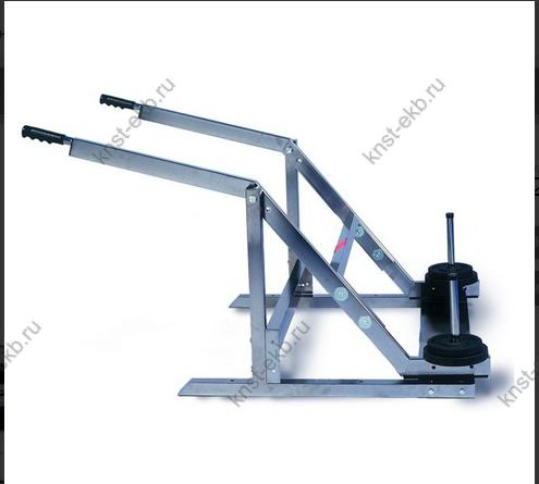 Тренажер для инвалидов Жим вниз КДК-015