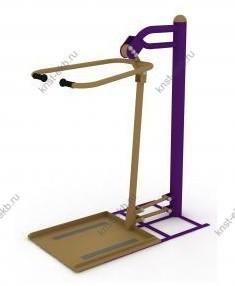 Тренажеры для инвалидов колясочников Вертикальная тяга КДК-018