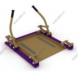 Тренажеры для инвалидов колясочников Тяга к себе КДК-024