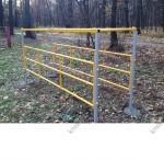 Уличные тренажеры для инвалидов Рукоход КДК-031