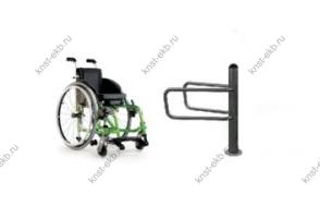 Уличные тренажеры для инвалидов Брусья КДК-032