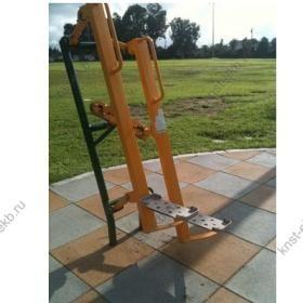 Уличный тренажер для ног Степпер для инвалидов КДК-056