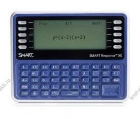 Система для голосования SMART Response ХE (12 пульта управления) ПРТ-434