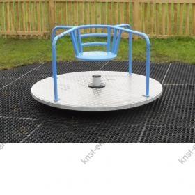 Карусель - кресло для детской площадки КДК-074