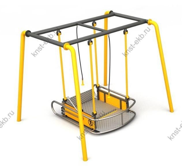 Качели для инвалидов колясочников КДК-084