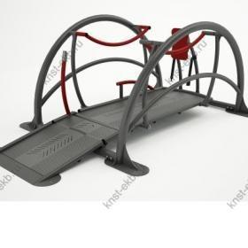 Качели для инвалидов колясочников МИНИ КДК-085