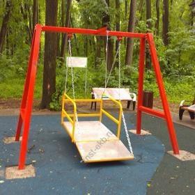 Качели для инвалидов-колясочников КДК-088