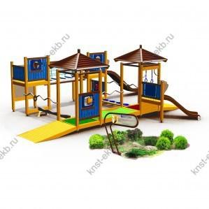 Детская площадка для детей инвалидов КДК-095